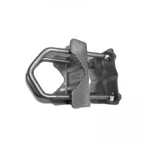 Stainless Steel Clamp (8 nut) made from marine quality 316 stainless steel 2110 SS