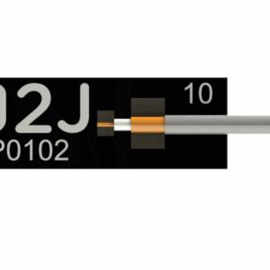 2JP0102P 2.4/5.0 GHz ISM Rigid Fiberglass Adhesive Mount